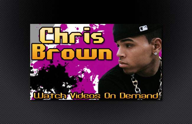 Watch Chris Brown Music Videos