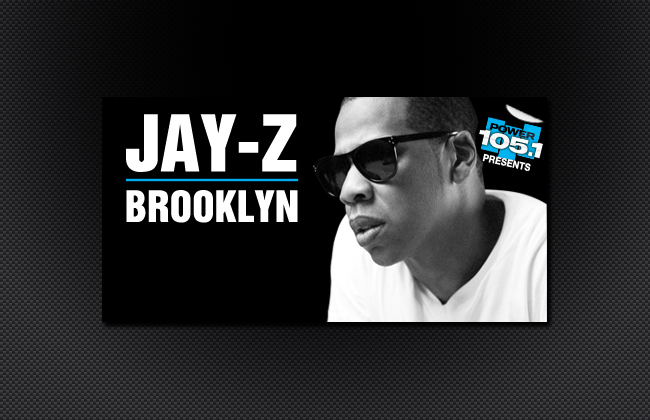 Win tickets to see Jay-Z in Brooklyn